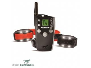 Training collar Bigleash S-15 for two dogs