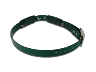 Nylon collar with contact points